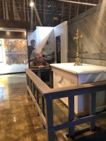 A Visit to the Monastery of the Holy Spirit, Conyers, GA